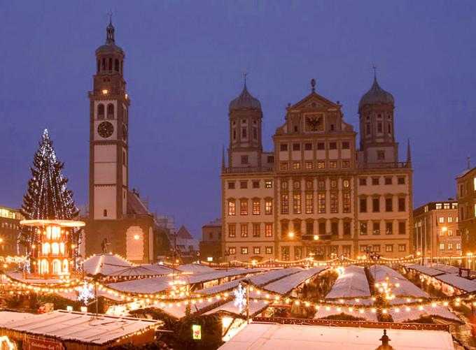 Augsburg Christkindlmarkt