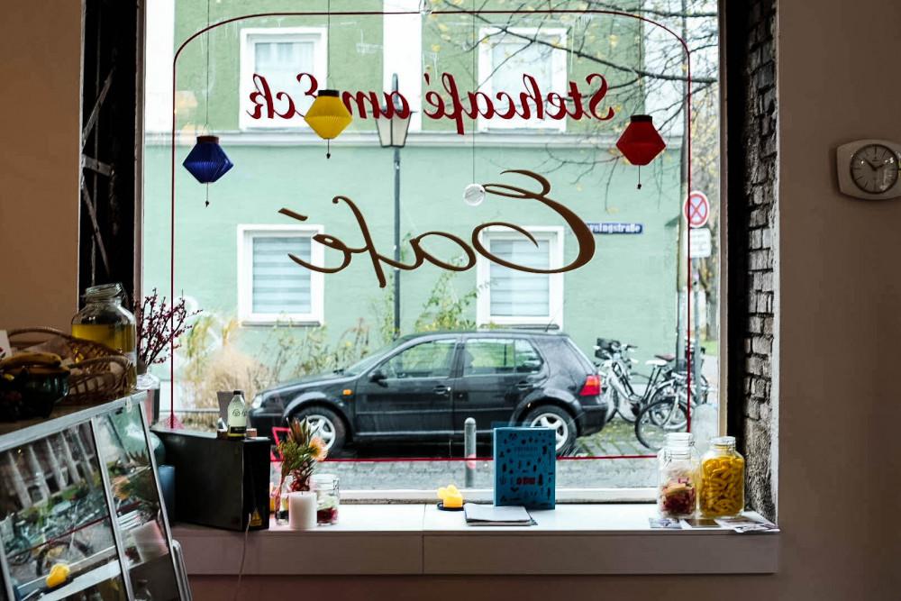 Hausgemacht, günstig, retro: Das Eckcafé in Haidhausen
