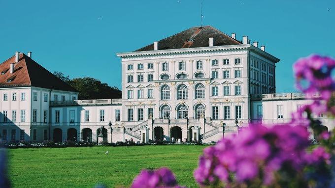 Schloss Nymphenburg Schöne Spaziergänge