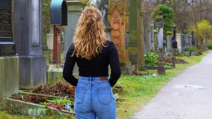 Alter Südfriedhof Spaziergänge