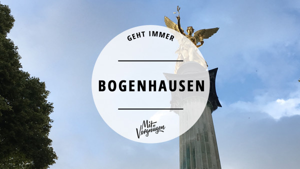 11 Dinge, die du immer in Bogenhausen machen kannst
