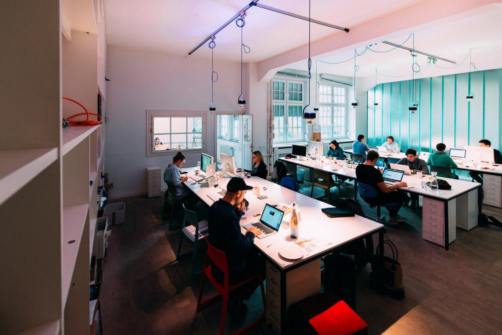 Bürostory Polarstern
