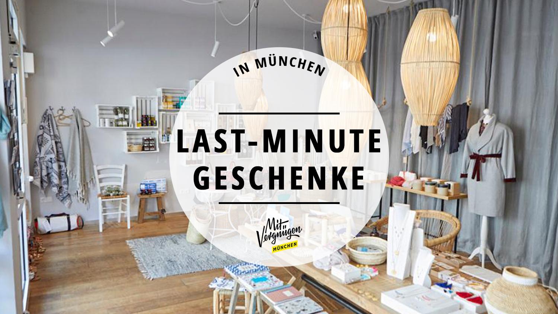 11 Laden In Munchen In Denen Du Last Minute Geschenke Kaufen Kannst Mit Vergnugen Munchen