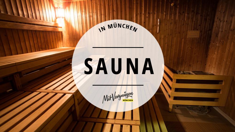 11 Saunen in München, in denen du dich aufwärmen kannst