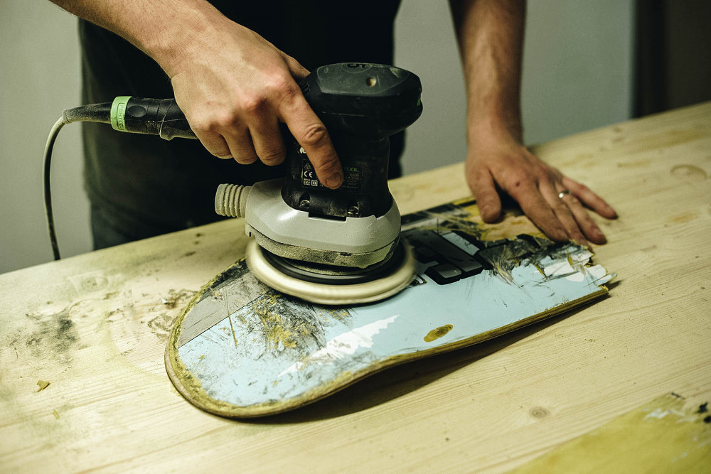 Kleine geile Firmen Skateboardcreations