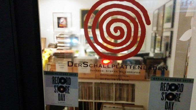 Der Schallplattenladen