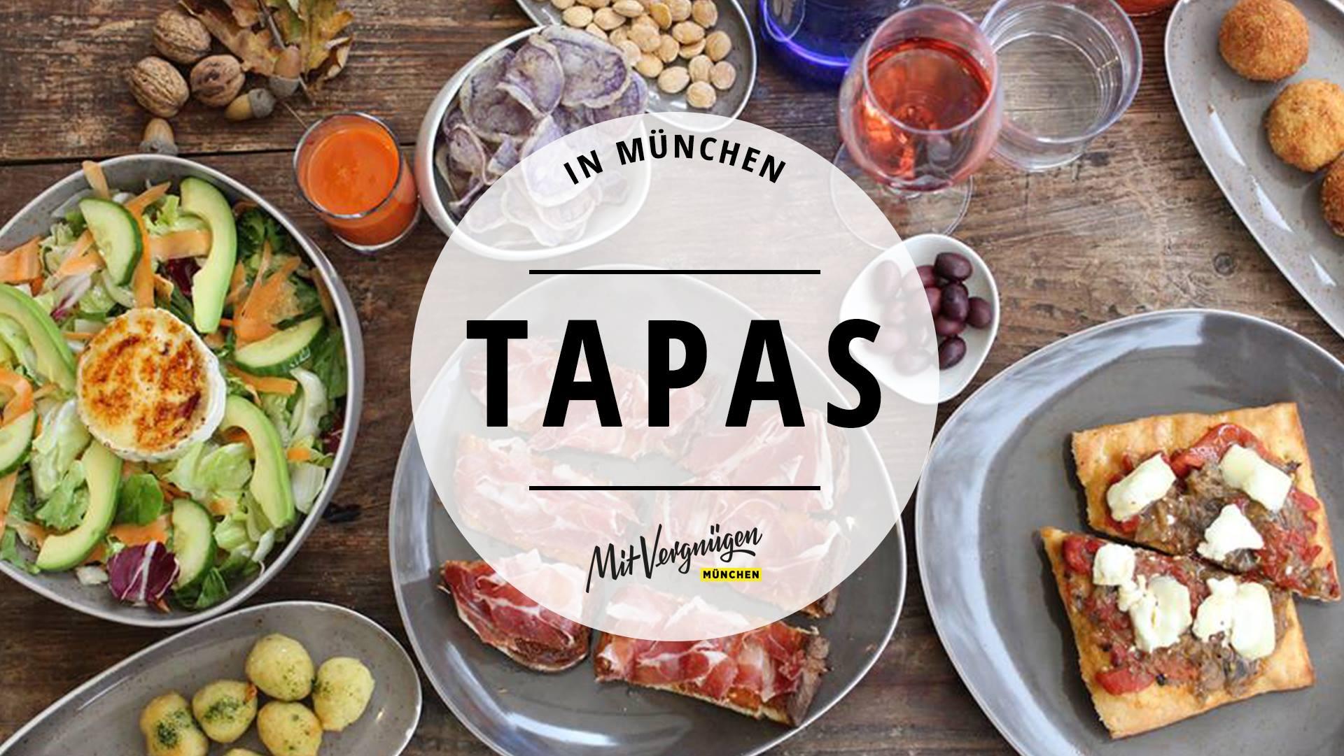 11 Läden in München, in denen du richtig gut Tapas essen kannst