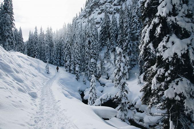 Ausflugsvergnügen: Winterwandern in den Südtiroler Dolomiten