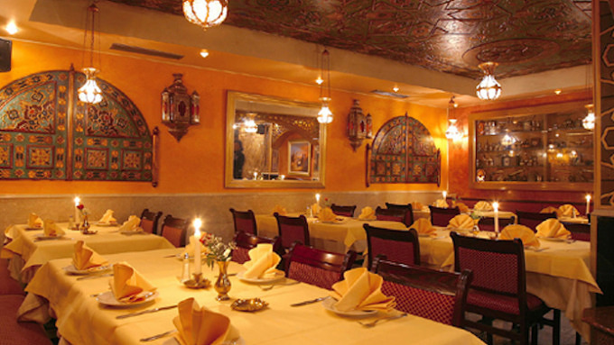 Orientalische Restaurants