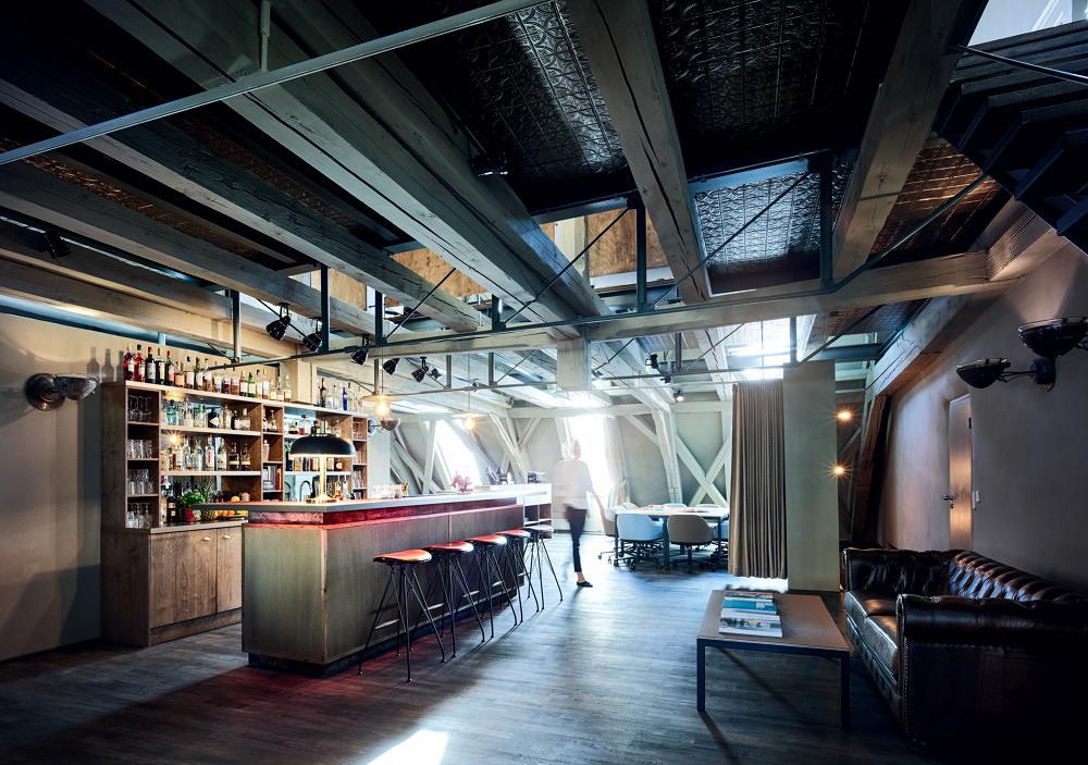 Münchner Bürostorys #3: ___ bei David+Martin Kreativagentur