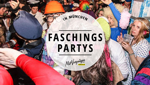11 coole Faschingspartys in München 2018