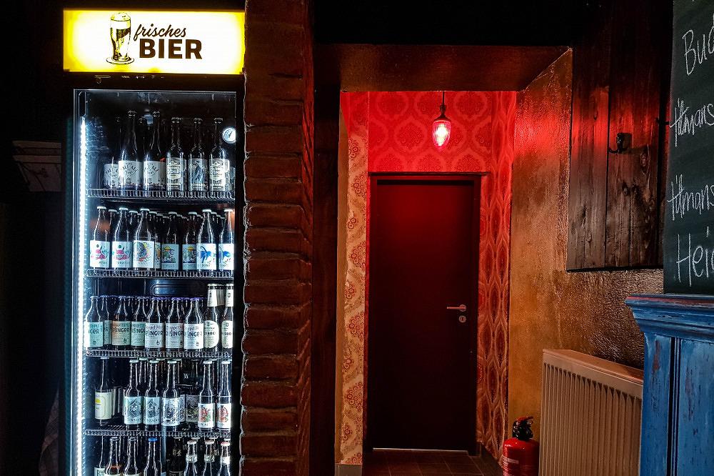 Frisches Bier