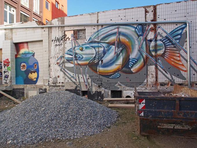 Munich Walls: Dieses Buch dokumentiert die Streetart-Szene in München