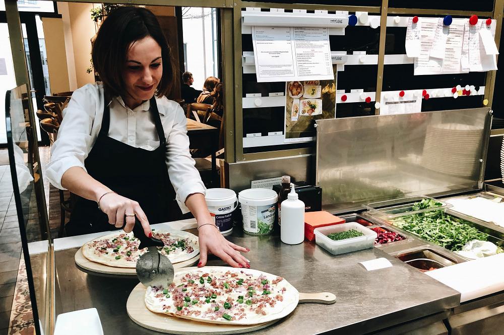 Dominique–ein Café bringt das Frankreich-Feeling in Münchens Mitte