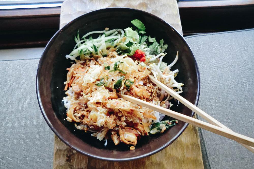 Banh Mi & Pho Bo: Vietnamesisches Streetfood im Chi Thu in der Pestalozzistraße