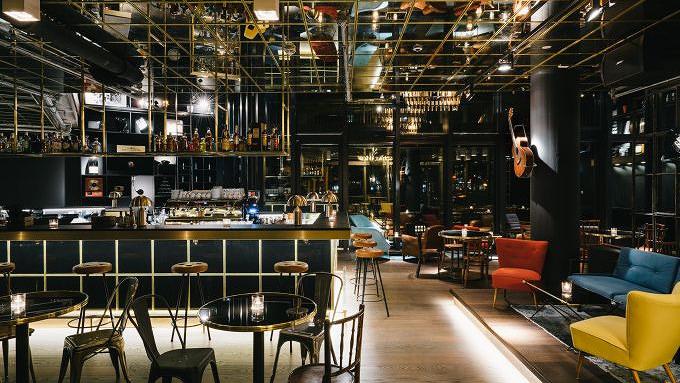 Ruby Lilly Hotel Bar