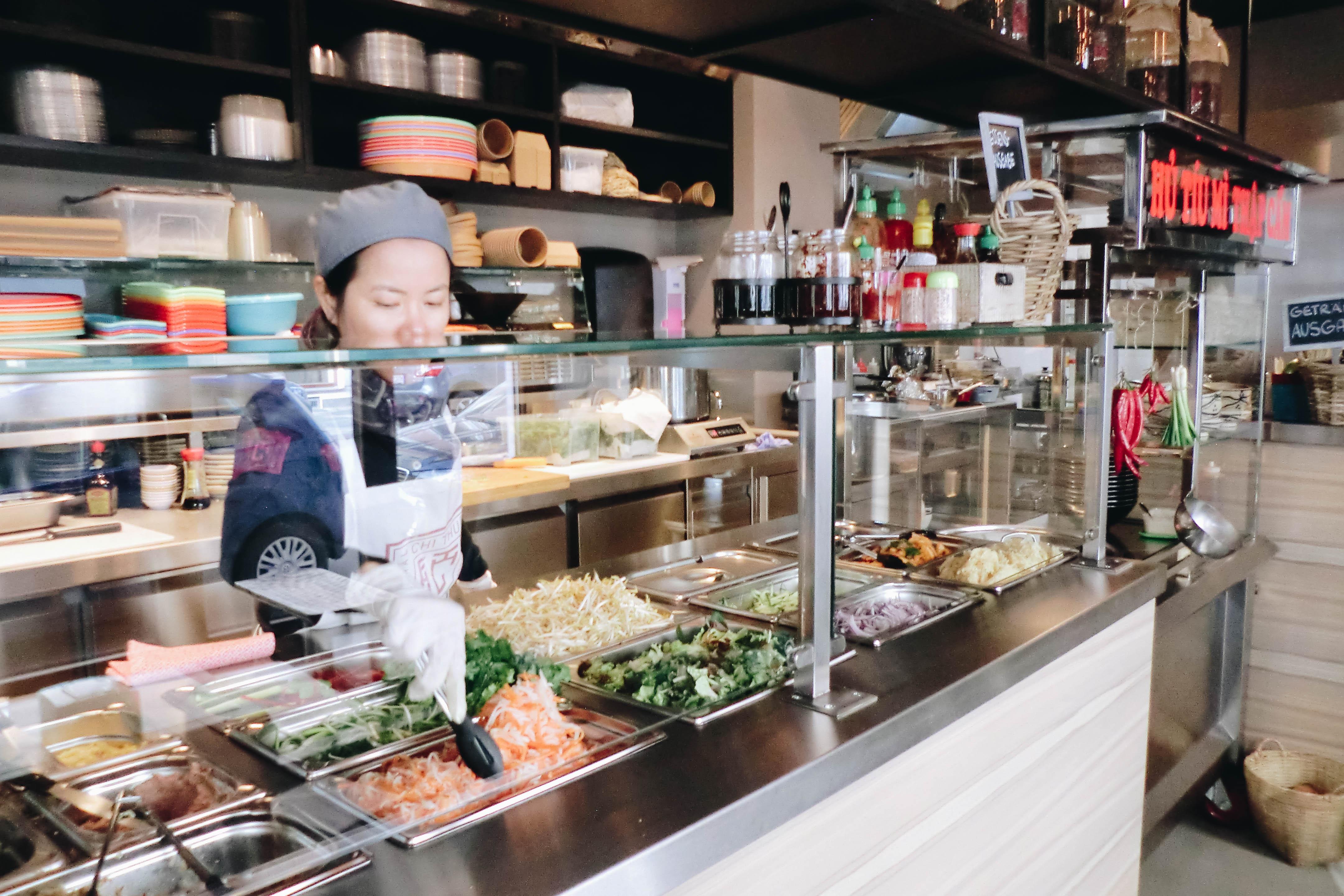 Banh Mi & Pho Bo: Vietnamesisches Streetfood im Chi Thu im Glockenbach