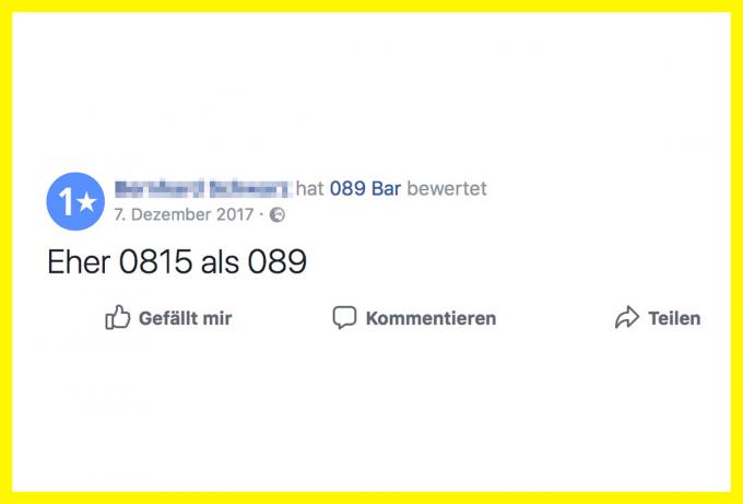 089-Bar Bewertung