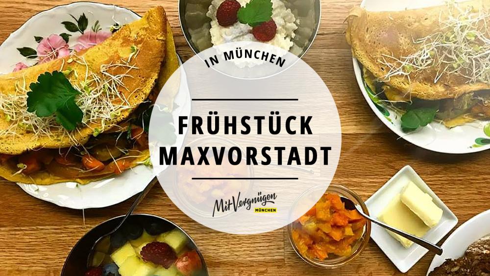 Frühstück Maxvorstadt