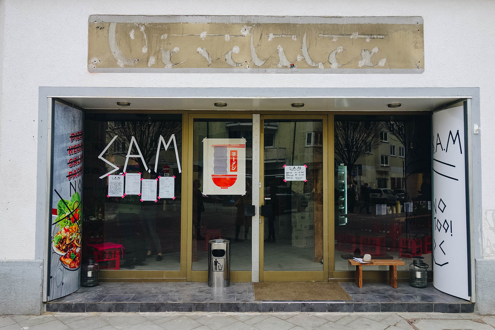 SAM Sushi Westend