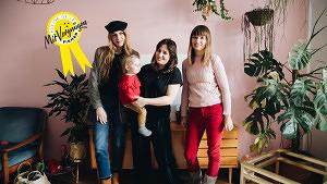 Kleine, geile Firmen #27 –Mode für Frauen von WOMOM