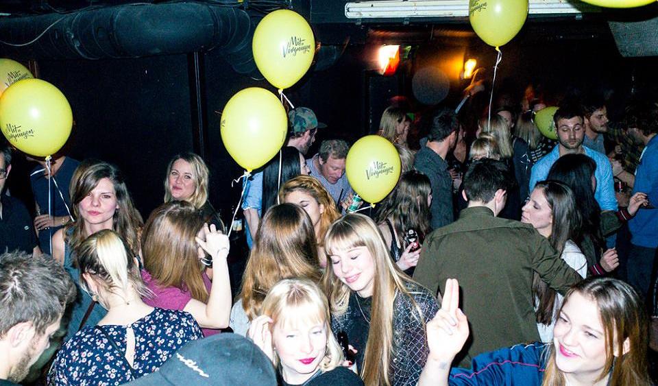 Mit Vergnügen Party Tanzvergnügen