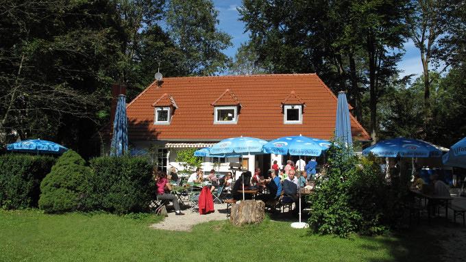 Biergarten Bootshaus