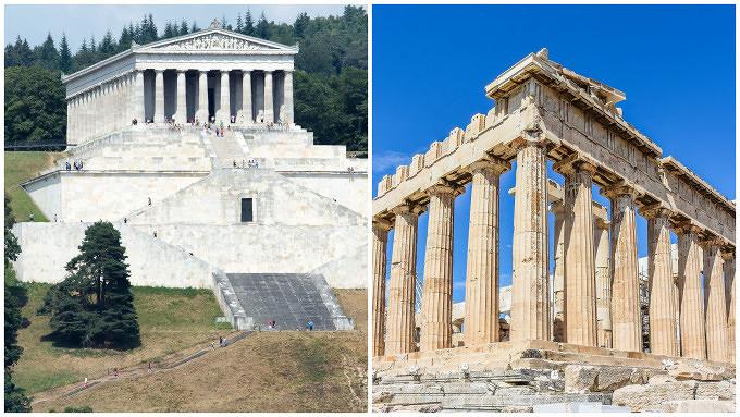Walhalla Akropolis
