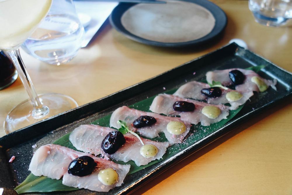 Emiko Restaurant Kirschblüten-Menü