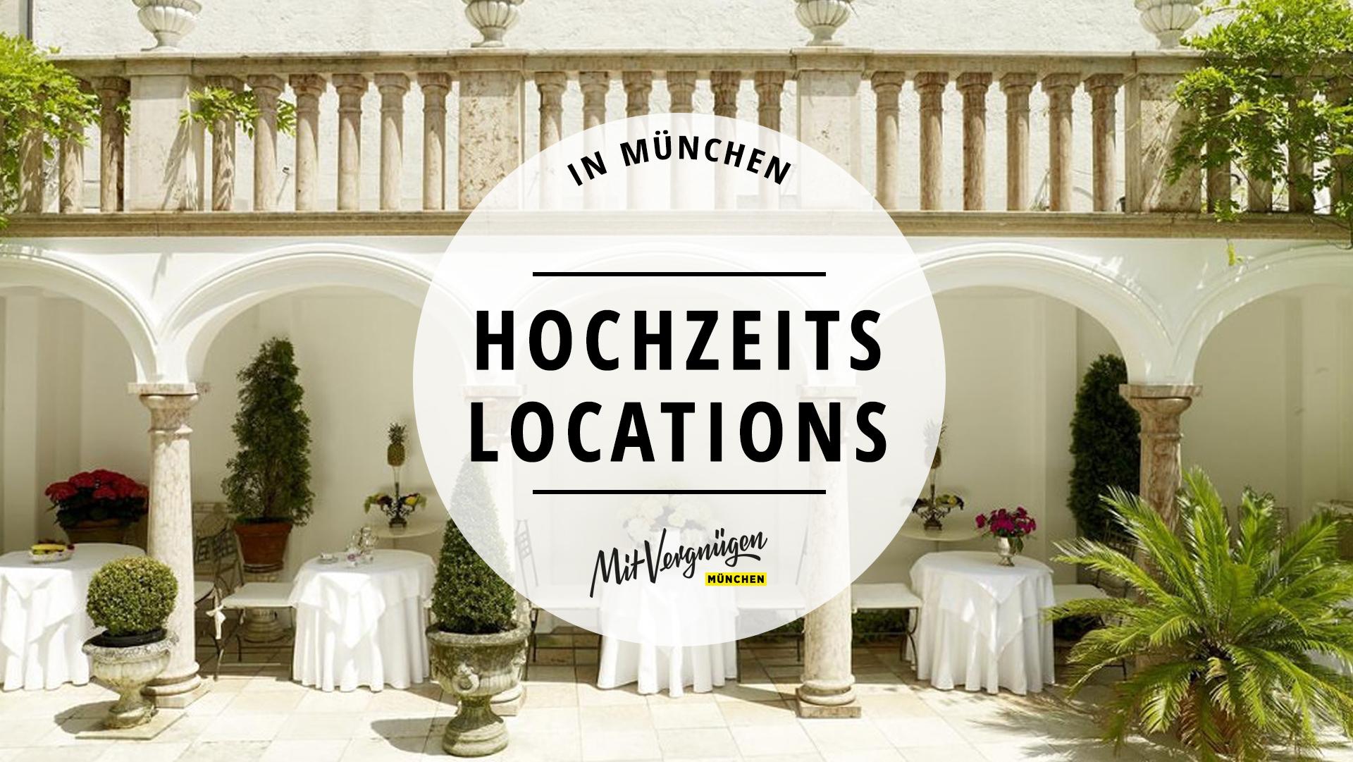 11 Wunderschone Hochzeitslocations In Munchen Mit Vergnugen Munchen