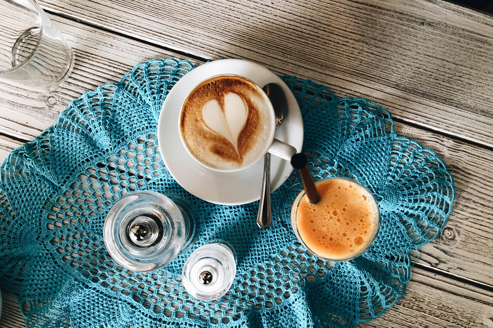 Café Tante Emma in Schwabing