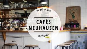 11 richtig gute Cafés in Neuhausen