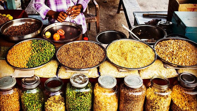 Street Food Oriental