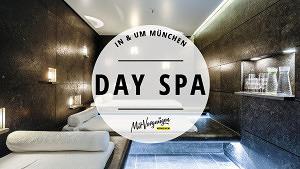 11 wunderschöne Day Spas in München und Umgebung