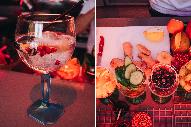 Sich durch hundert Sorten trinken: Das Gin City im Werksviertel