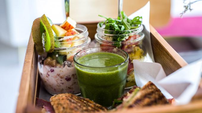 So schön ist Großhadern: Das neue Café Stenz in der Waldfriedhofstraße