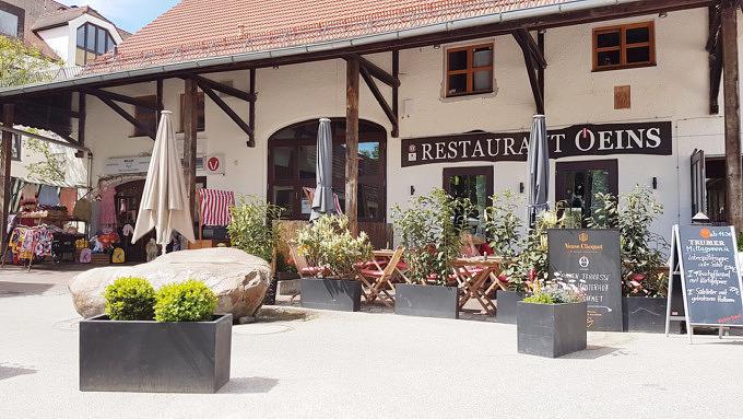 stemmerhof öeins restaurant