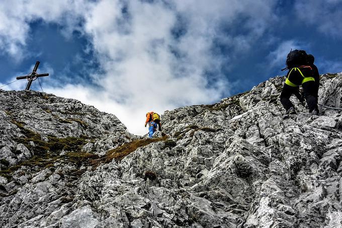 Klettersteig Tegernseer Hütte : Vom rucksack bis zur hütte u anfängertipps für die berge mit