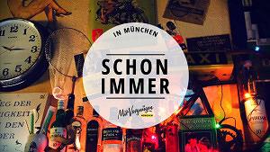 11 Orte in München, die es schon länger als 30 Jahre gibt