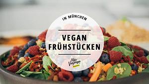 Vegan frühstücken
