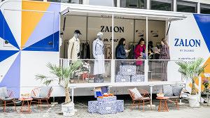 Zalon on Tour Style Truck