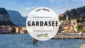 11 Dinge, die du immer am Gardasee machen kannst