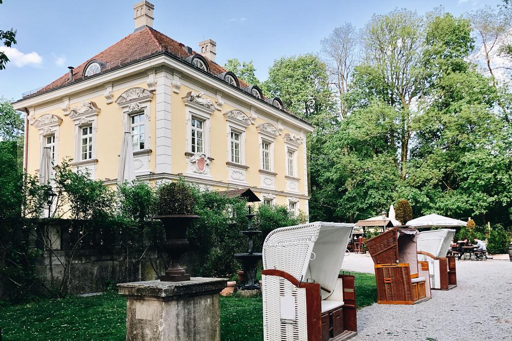 Drei Restaurants und viel Ruhe Das Bamberger Haus am