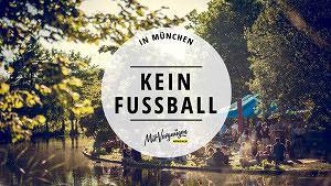 11 Lokale in München, in denen garantiert kein Fußball läuft