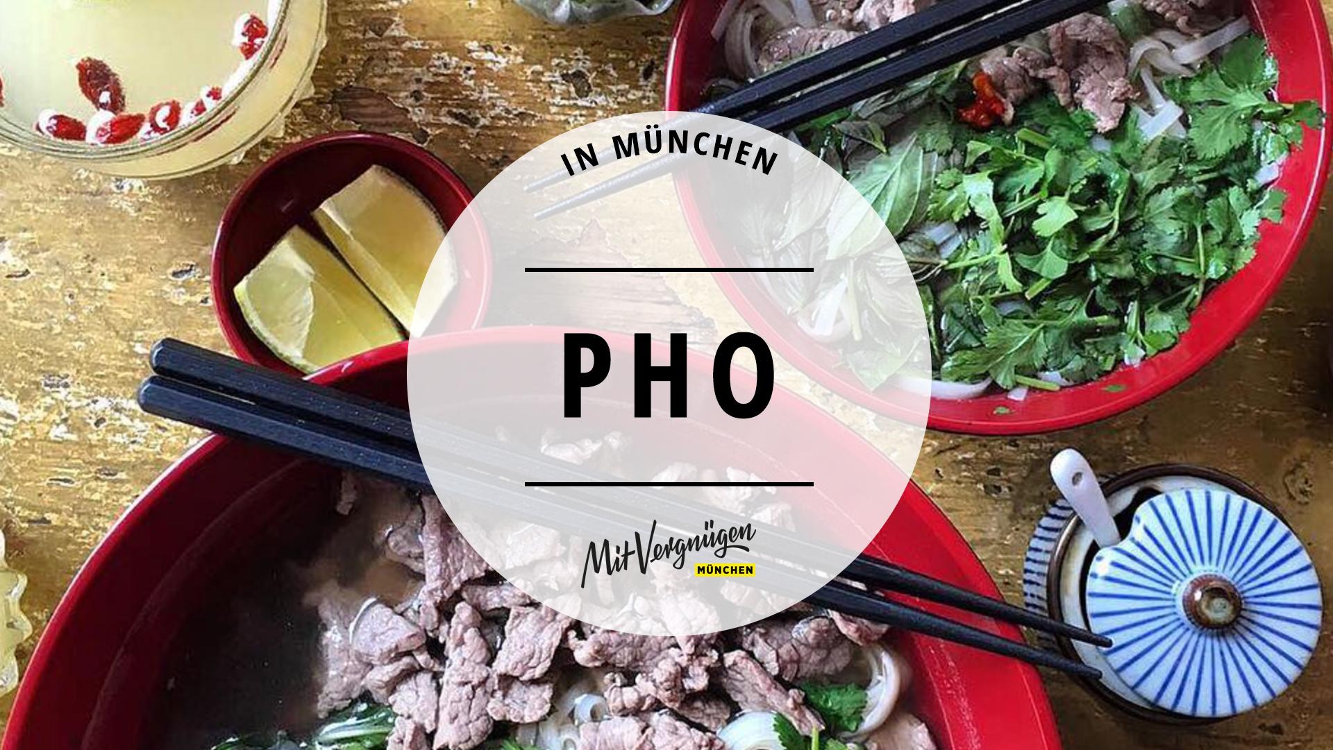11 Läden, in denen ihr richtig gute Pho essen könnt   Mit Vergnügen ...