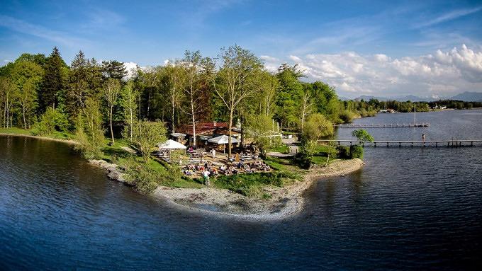 Restaurant Zum kleinen Seehaus