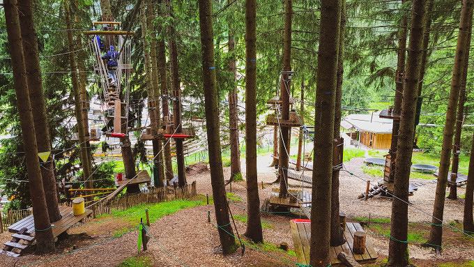 Ammergau Kletterwald