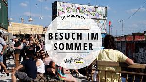 11 Dinge, die du mit deinem München-Besuch im Sommer machen kannst