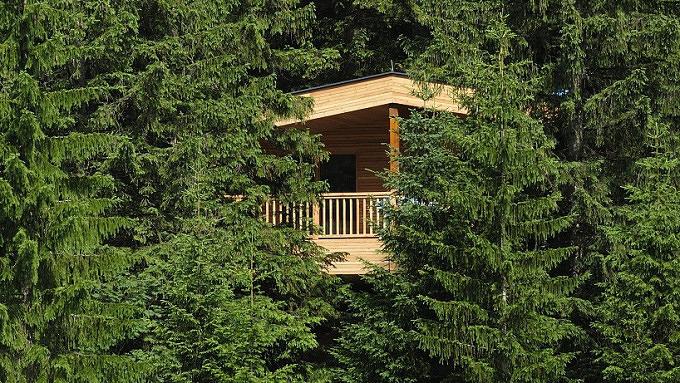 Das Kranzbach Baumhaus