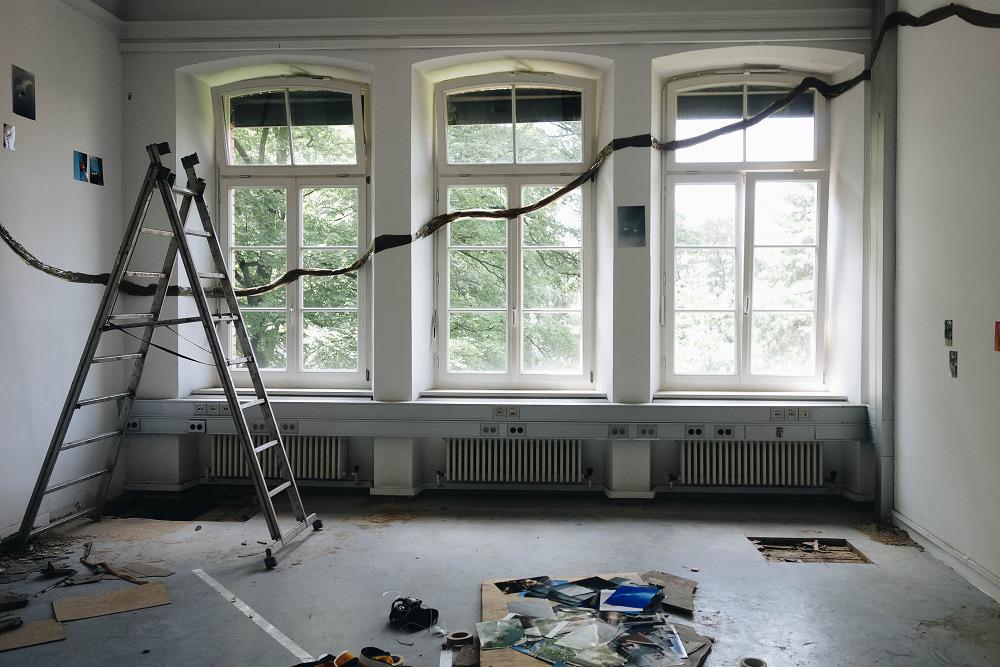 5000 Zimmer Küche Bad: Ein Haus voller Kunst, Kultur und Party